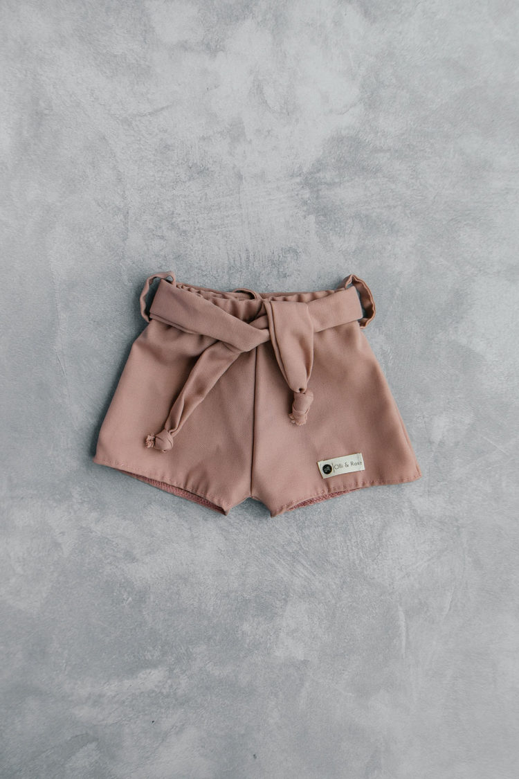 Pink Fashion Shorts